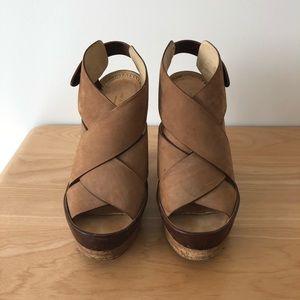 Rag & Bone chunky heel sandal
